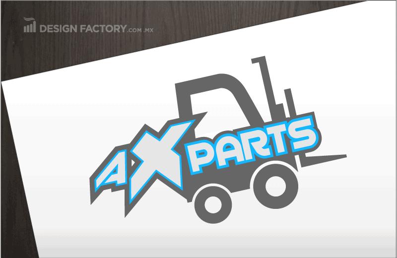Logo-AXParts-E