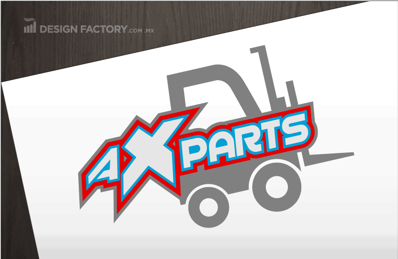 Logo-AXParts-F