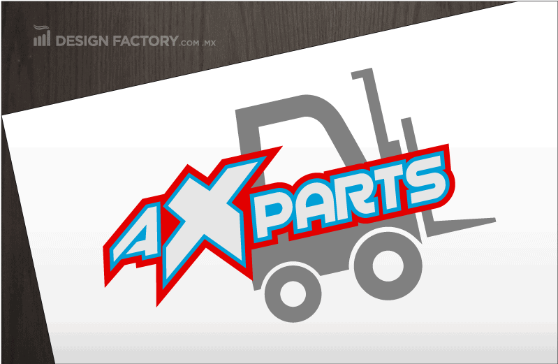Logotipo-AXParts-G