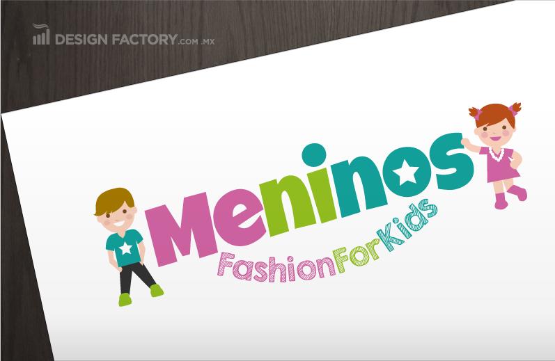 Logotipo para tienda de ropa infantil design factory - Diseno ropa infantil ...