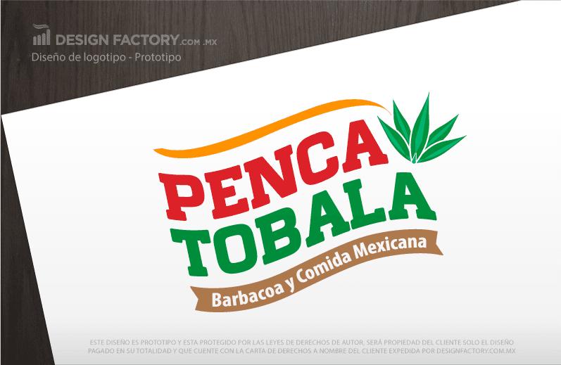 logo barbacoa y comida mexicana 02