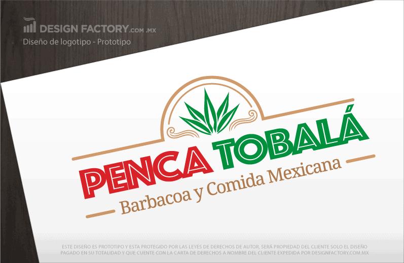 logo barbacoa y comida mexicana 03