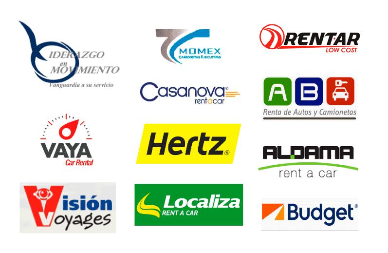 Logotipos de Renta de Transportes