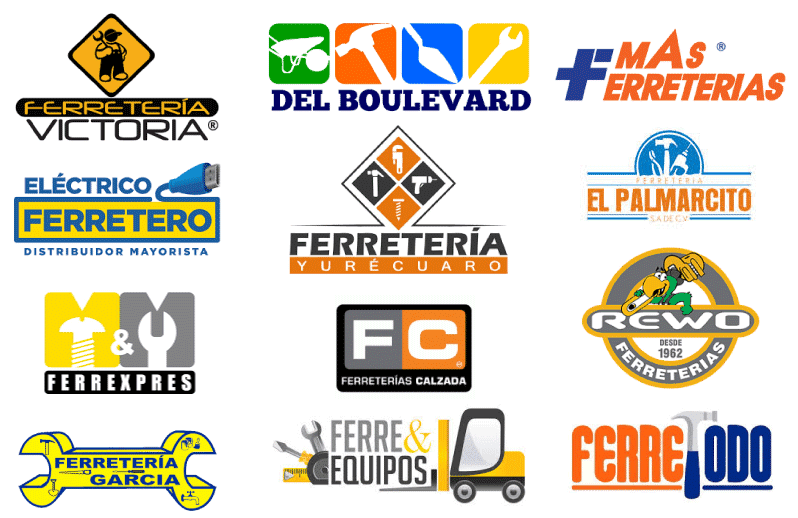 Logotipos para ferreteria