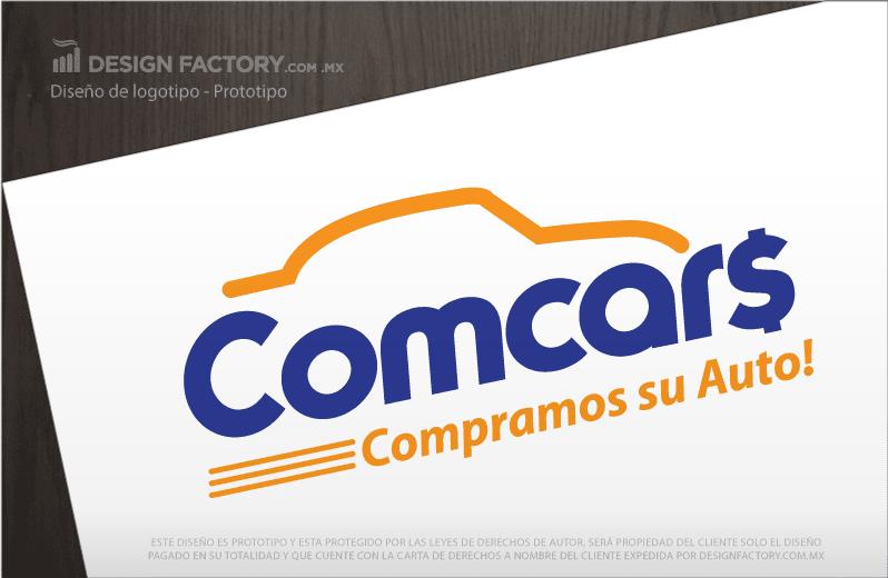 Logotipo Compra de Autos 01