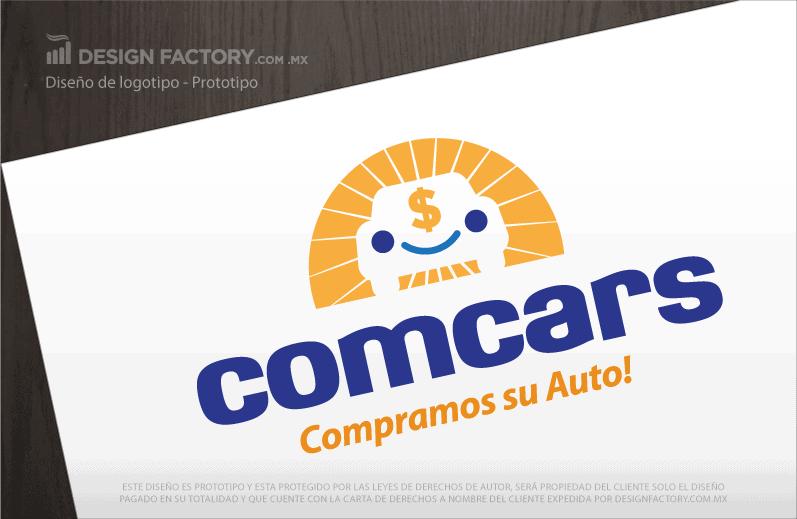 Logotipo Compra de Autos 03