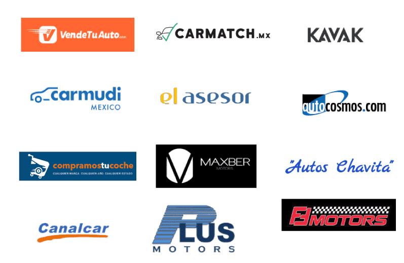 Logotipos Compra de Autos