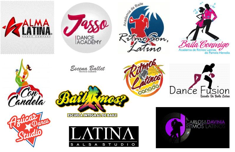 Logos Academia de Baile