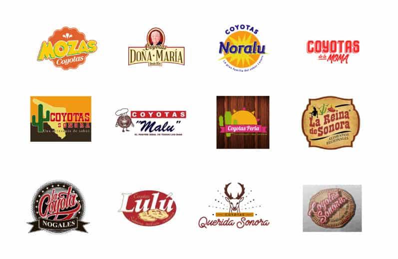Logos coyotas