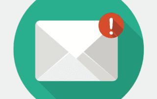 Email-Error