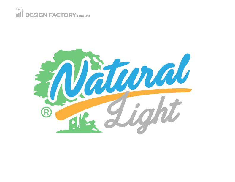 diseño de etiquetas Natural Drink B