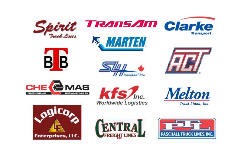 Logos para tranportes