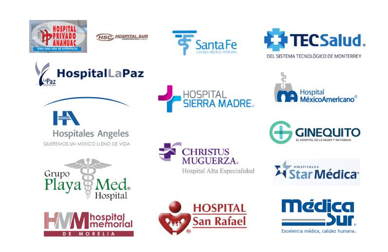 Logo Hospital Sector