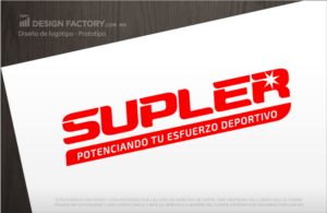 Logotipo Suplementos Deportivos 01