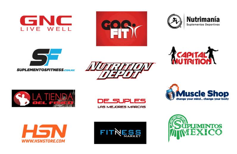 Logos Suplementos Deportivos