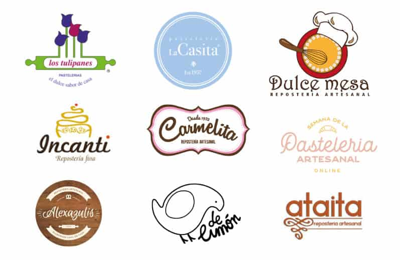 Logos Reposteria Artesanal