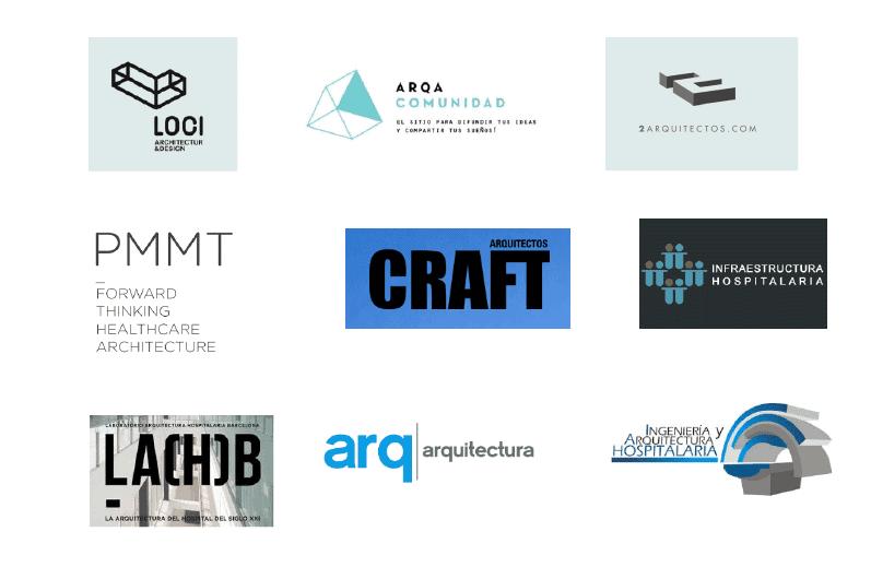 logos Arquitectura Hospitalaria