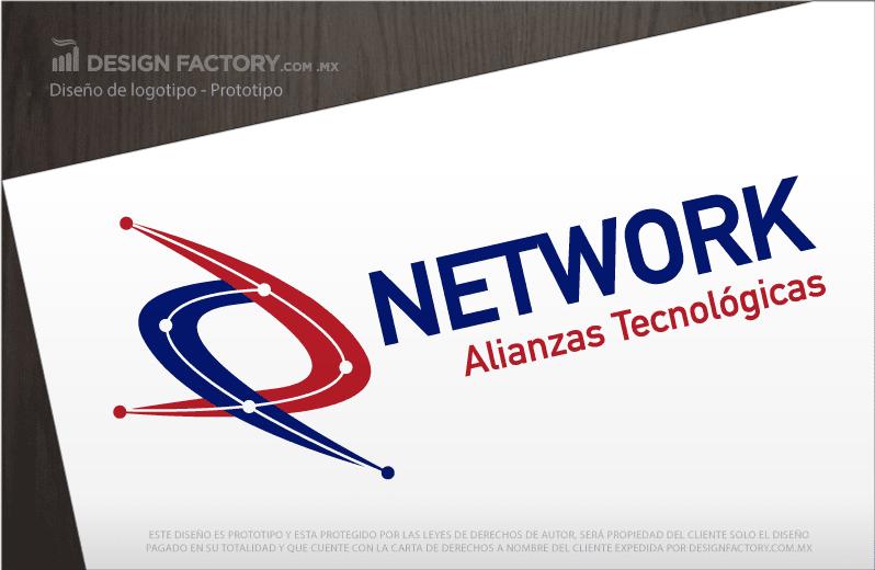 Logo para Tecnologías de Información y Telecomunicaciones 01.