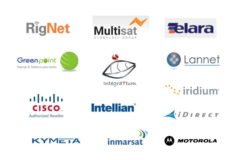 Logos Tecnologías de Información y Telecomunicaciones.