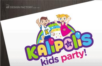 Logotipo Kalipolis F