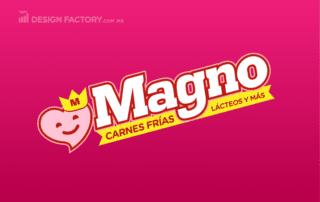 Logotipo Magno - Prototipo C