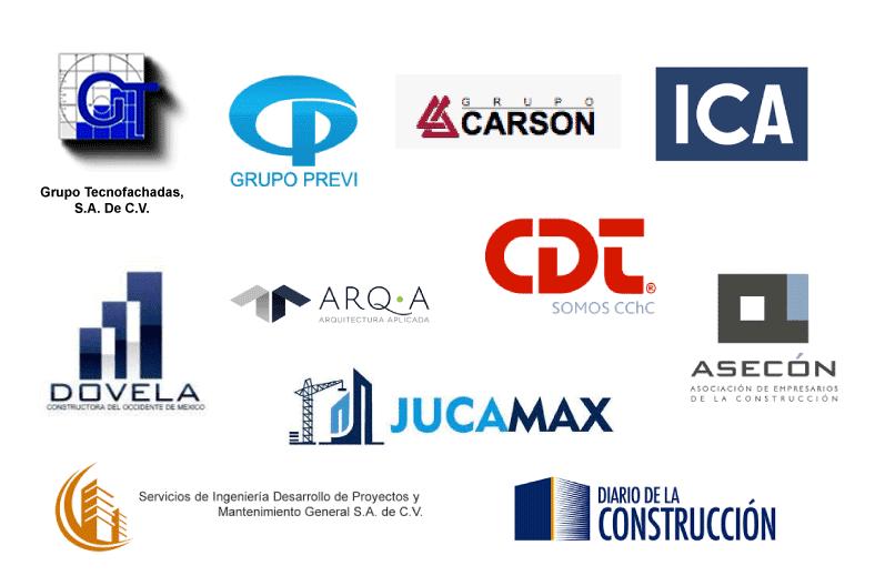 logotipo sector construcción