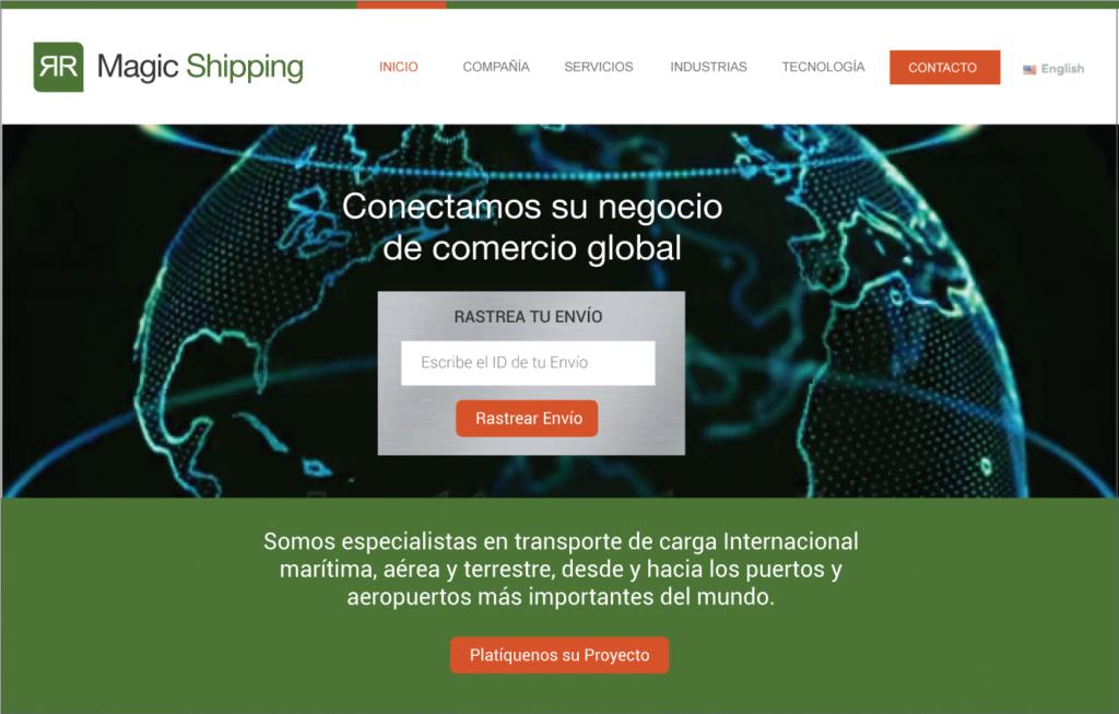 Diseño de Website 02