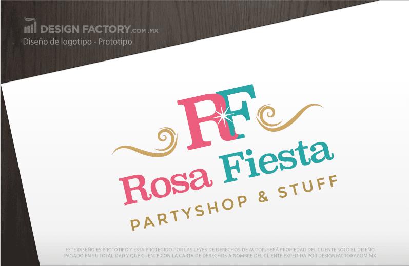 Logotipo para Fiestas 02