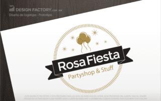 Logotipo para Fiestas 03