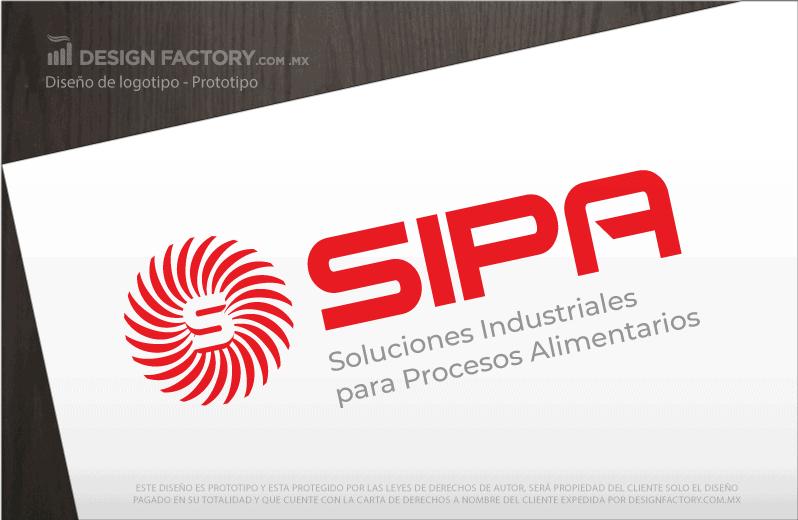 Logo Industrial Alimenticio 1