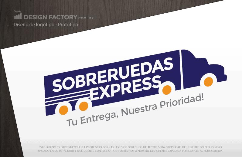 Logotipo Empresa Transporte 02