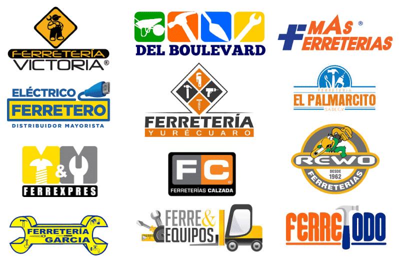 Logotipos de Ferreterias