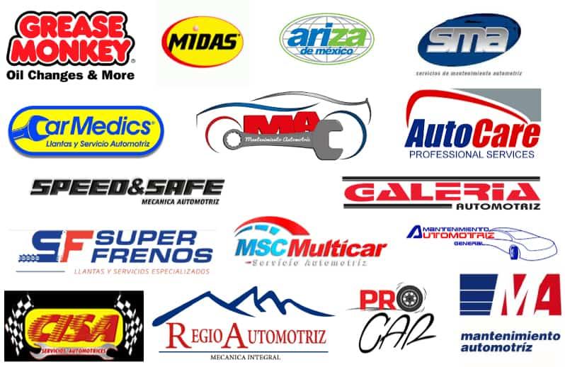 logotipos del sector
