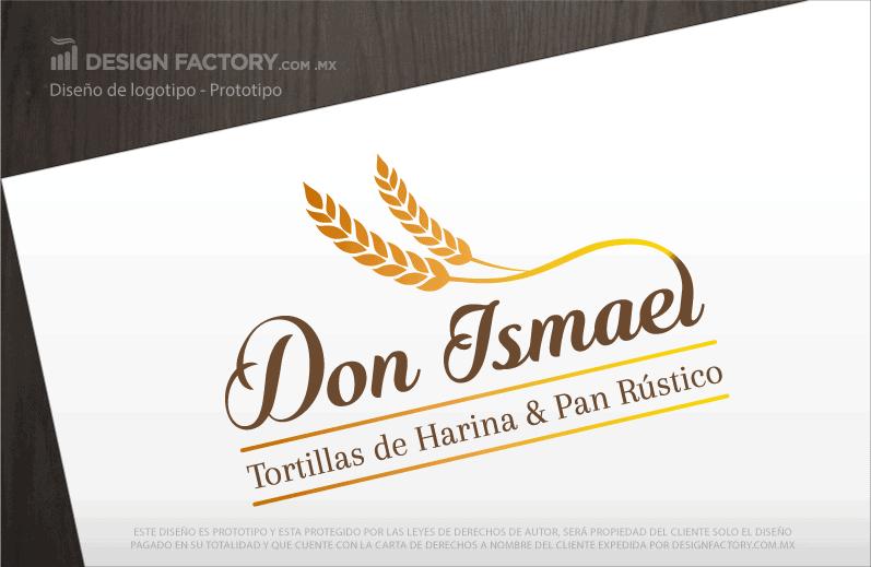 logo Tortillas de Harina Panaderia 03