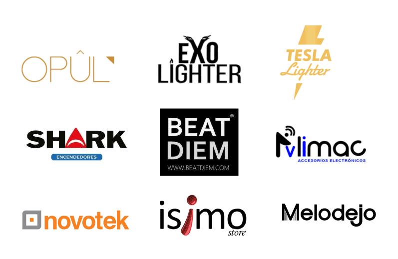 logos accesorios electronicos