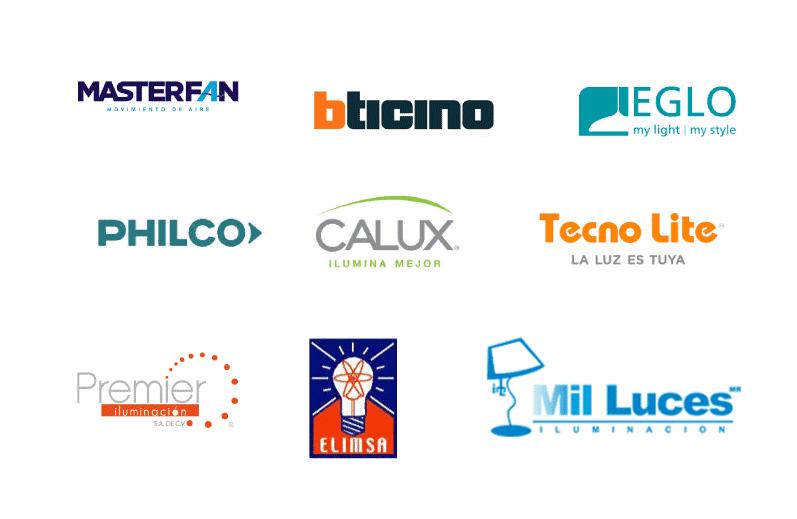 logos iluminacion