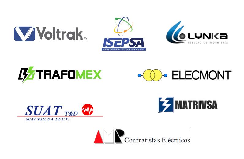 logos subestaciones electricas