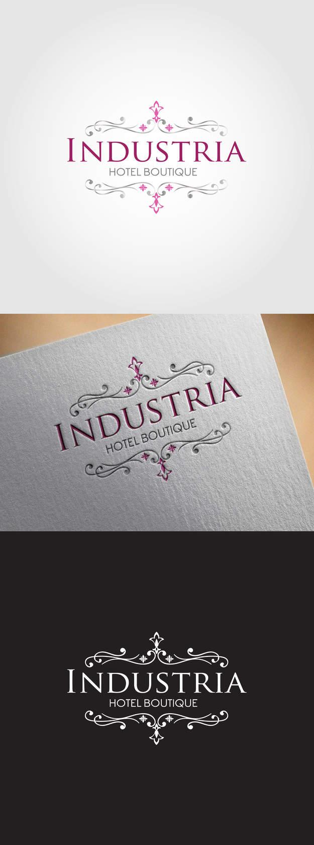 Logo Hotel Industria 1