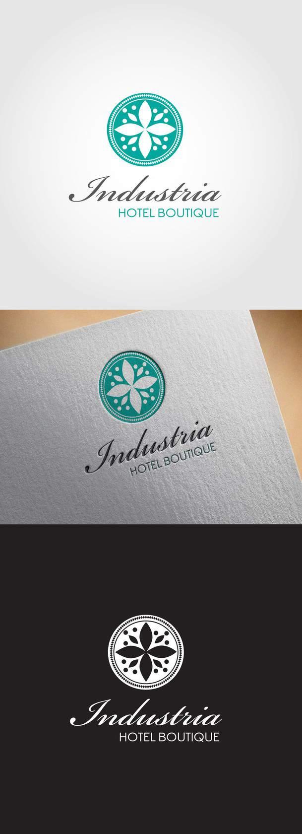 Logo Hotel Industria 2
